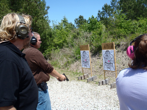 Church Security Training Photos Man Alone Tactical